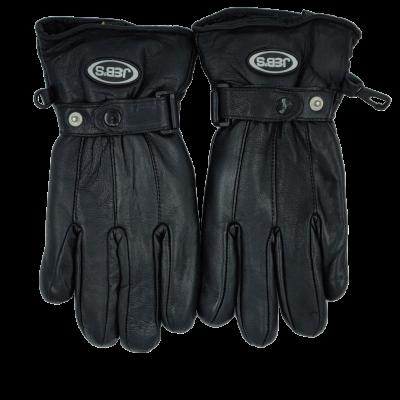 Guante Black Leather